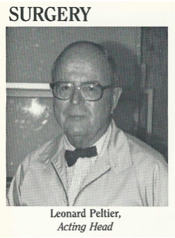 Portrait from Asclepiad 1987 (University of Arizona College of Medicine yearbook).