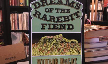 1906.  The Dream of a Rarebit Fiend.  Directed by Edwin S. Porter for The Edison Company.  USA.