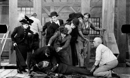 1909.  Corner in Wheat.  Directed by D.W. Griffith.