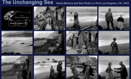 1910.  The Unchanging Sea. Directed by D.W. Griffith.