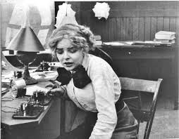 1911.  Lonedale Operator.  Directed by D. W. Griffith.