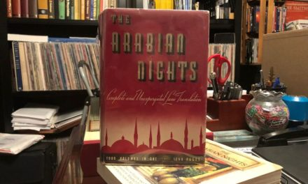 Treasures from the Dalenberg Library: Lane translation of The Arabian Nights