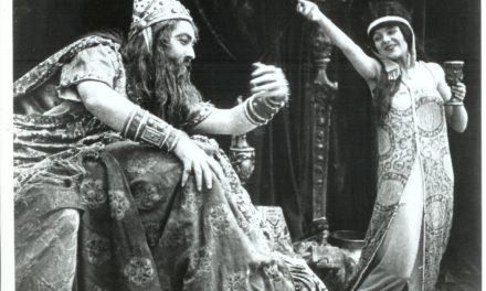 1914. Judith of Bethulia, Dir. D. W. Griffith