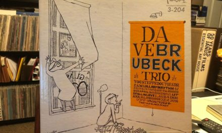 Treasures from The Dalenberg Library:  Dave Brubeck Trio