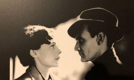Sunday Film Series, Week #1:  Brief Encounter (Dir. David Lean.  UK, 1945.)