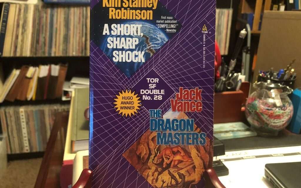 """""""The Dragon Masters"""" by Jack Vance (1962)"""