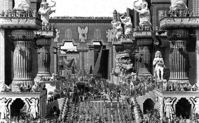 1916.  Intolerance.  Dir. D. W. Griffith.