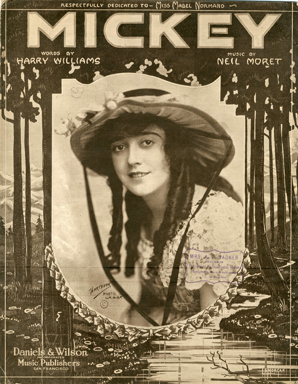 Mickey.  Dir. F. Richard Jones & James Young.  Featuring Mabel Normand.  USA, 1918.