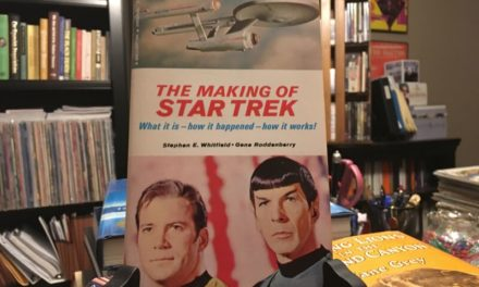 Treasures from The Dalenberg Library of Antique Popular Literature: The Making of Star Trek