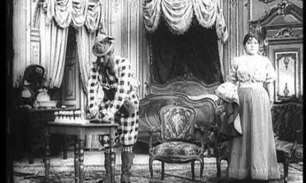 100 Years, 100 Films:  El hotel electrico (The Electric Hotel), directed by Segundo de Chomon (1908)