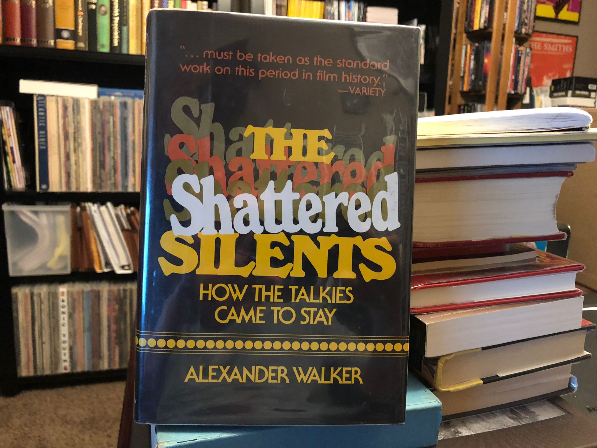 """Treasures from the Dalenberg Library: """"The Shattered Silents"""" (1979)"""
