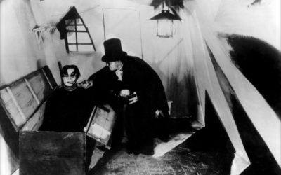 1920.  The Cabinet of Dr. Caligari.  Dir. Robert Wiene.  Germany.