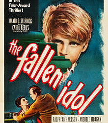 "Sunday Film Series, Week #7. ""The Fallen Idol"" (1948)."