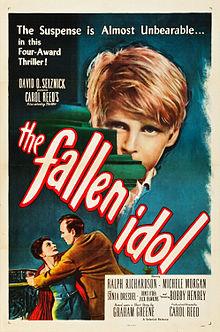 "Sunday Film Series, Week #7. ""The Fallen Idol"" (1948)."
