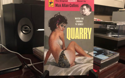 Quarry, by Max Allan Collins (1976)