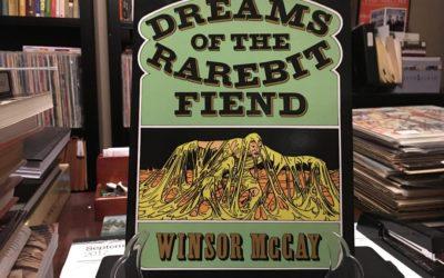Dreams of the Rarebit Fiend, by Winsor McCay (1905)